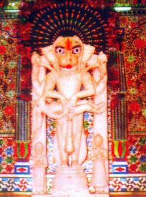 प्रहलादपुरी मंदिर