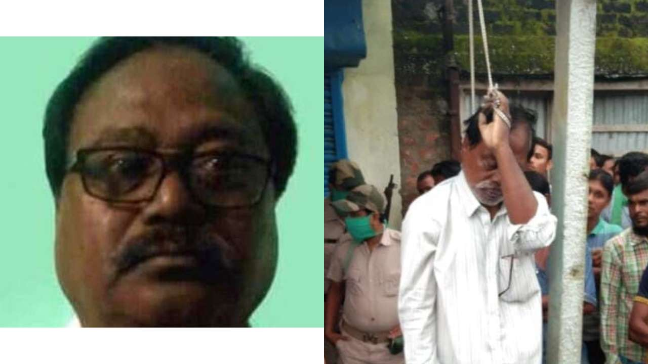 पश्चिम बंगाल में भाजपा MLA की हत्या BJP ...